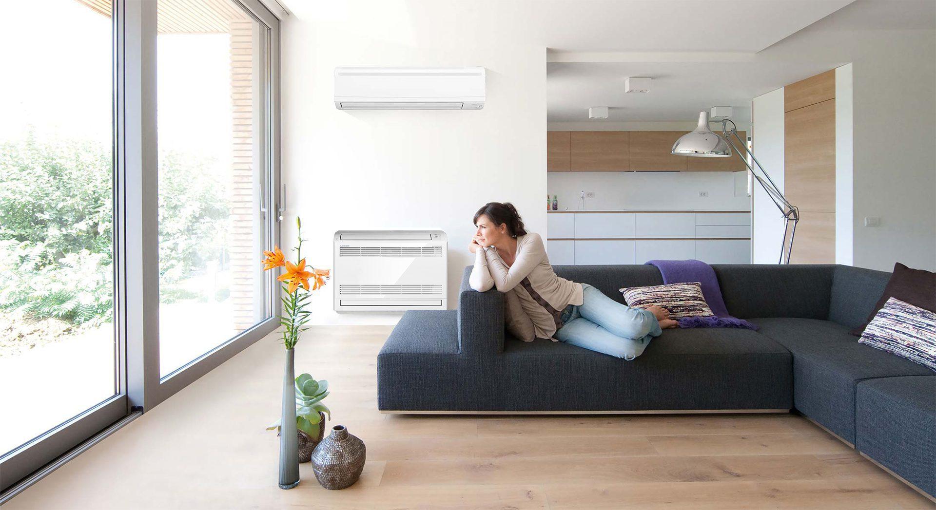 Где и как установить кондиционер в квартире